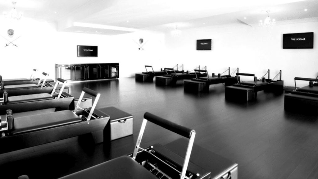 pilates classes oxley