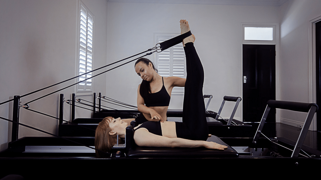 Reformer Pilates What S The Difference And What S All The Fuss About Studio Pilates