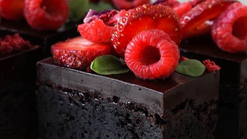 nodo chocolate brownie recipe
