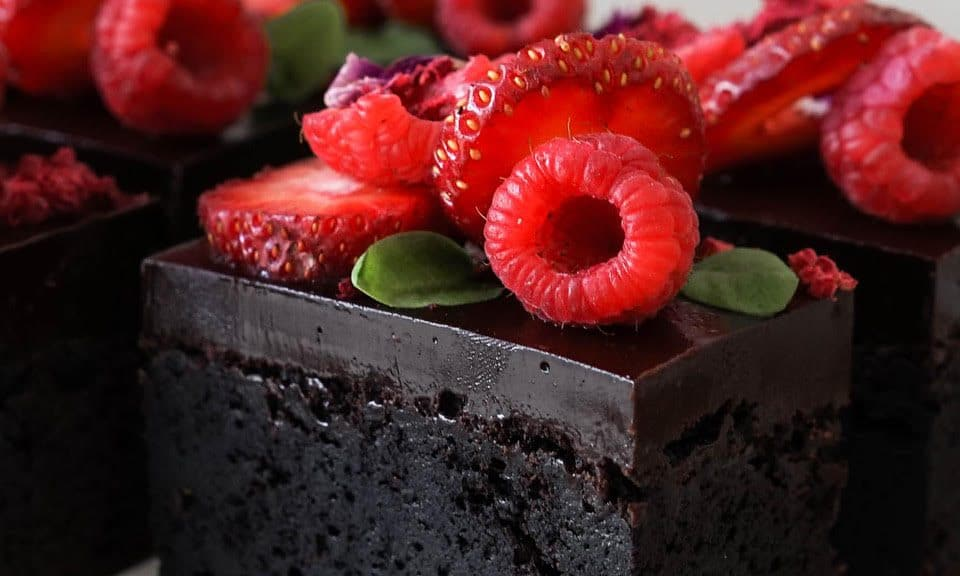 nodo chocolate brownie recipe